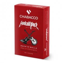 Бестабачная смесь для кальяна Chabacco - Rock'n'Rolla