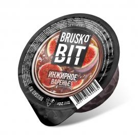 Бестабачная смесь для кальяна Brusko Bit - Инжирное варенье