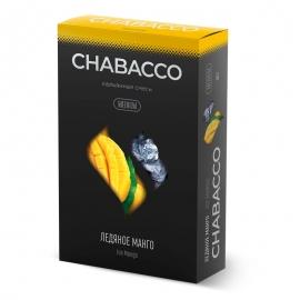 Бестабачная смесь для кальяна Chabacco - Iced Mango